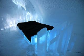 Ten hotel to dzieło sztuki. Zrobiono go z lodu.