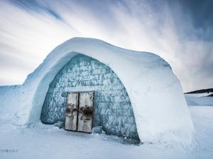 Icehotel, Laponia