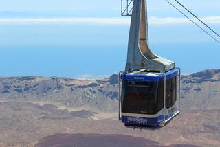 Nazywa się Pico del Teide
