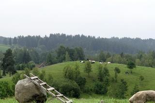 Suwalski Park Krajobrazowy - moje wędrówki z chłopakami