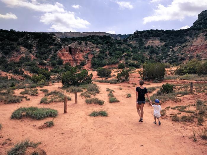 kanion Palo Duro