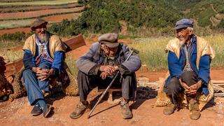 Mieszkańcy Red Eart