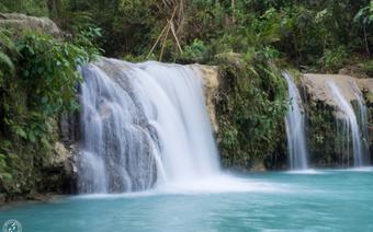 Siquijor - wodospad Cambugahay Falls