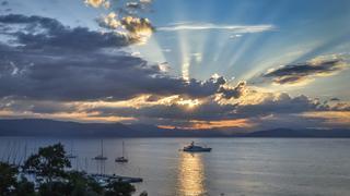 Romantyczna Corfu