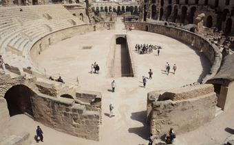 Arena w El Djem