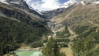 Tu zaczyna się Lago Bianco