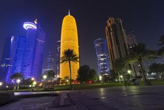 Zatrzymać się w Katarze