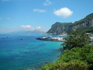 Capri-wyspa pachnąca cytrynami