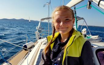 Kalinka Kapitaniątko - życie na morzu