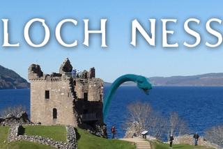 Loch Ness: Tajemniczy Potwór i zamek Urquhart