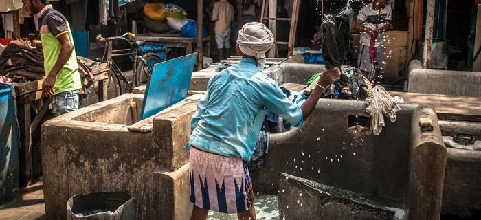 Pracz z Dhobi Ghat