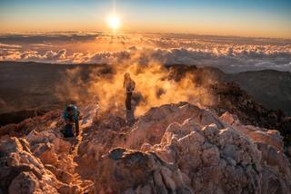 Pico del Teide (Teneryfa) – wulkan i najwyższy szczyt Hiszpanii