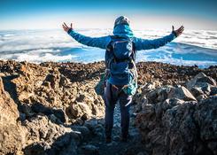 Pico del Teide (Teneryfa) – najwyższy szczyt Hiszpanii