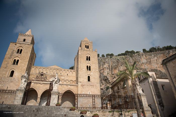 Il Duomo, Cefalu, Sycylia