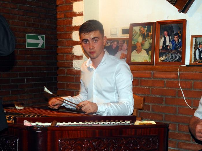 Cymbalista w Kiszyniowie
