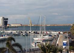 Ceuta w Afryce- marzec 2018