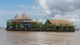 Pływająca restauracja