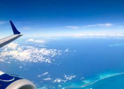 Widok na Bahamy