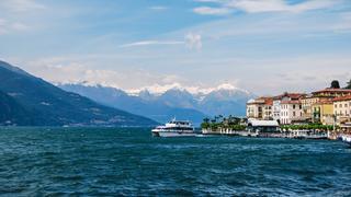 Jezioro Como,Włochy,Bellagio