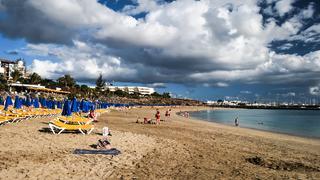 Playa Blanca,Lanzarote