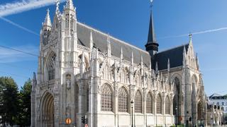 Kościół Notre-Dame du Sablon w Brukseli