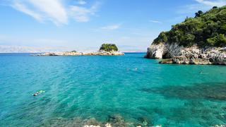 Korfu,Grecja