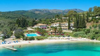 Raj na Corfu