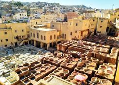 Praca na dnie marokańskiego piekła