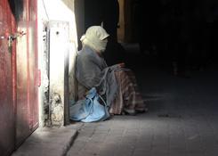 W zaułkach Marrakeszu