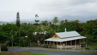 Widok na Port Douglas
