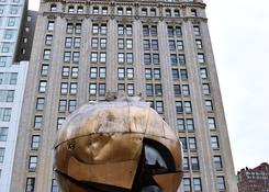 9/11 Memorial Plaza - NYC