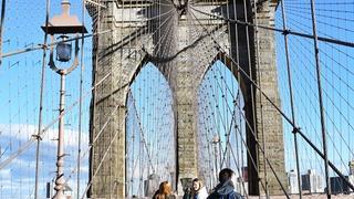Most Brookliński - NYC