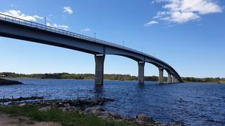 Most na wyspę Senoren