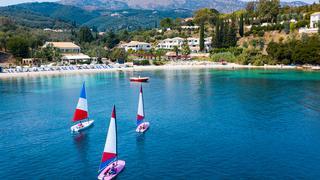 Sporty wodne Corfu
