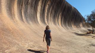 Wave Rock, Zachodnia Australia