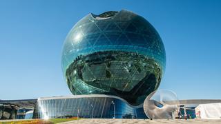 Astana - Muzeum Energii