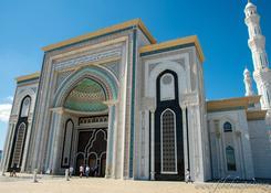 Astana - Meczet Nazrat Sułtana