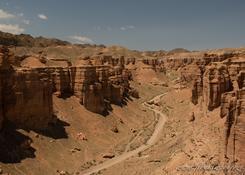 Kanion Szaryński - Dolina Królów