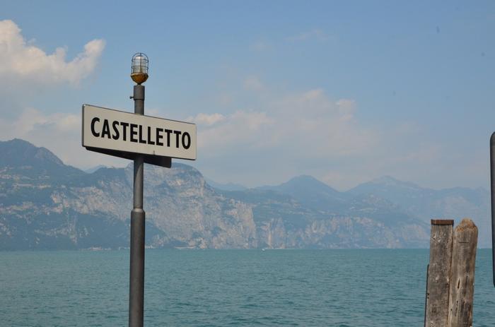 Jezioro Garda, Castelletto