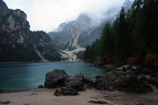 Perła Dolomitów- Lago di Braies