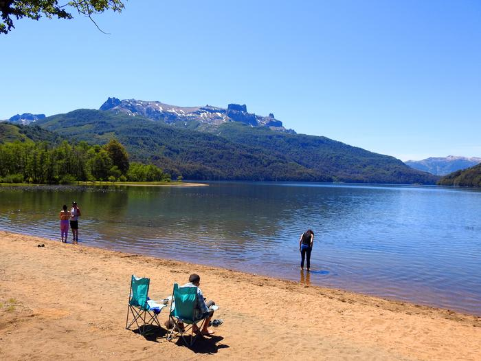 Jezioro Falkner