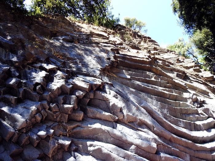 Kanion rzeki Alcantara
