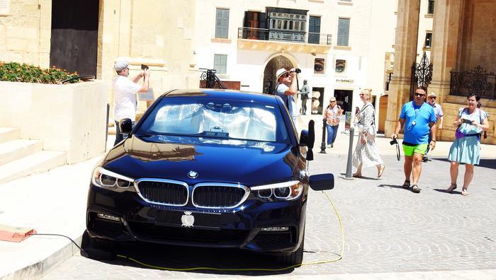 Malta - auto premiera