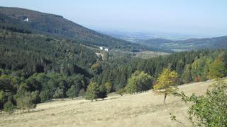 okolice Zlatych Hor