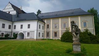 zamek, w którym kilkanaście lat żył i skazywał za czary inkwizytor Boblig
