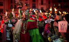 Święto Trzech Króli w hiszpańskim mieście Vic