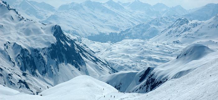 Austria: St. Anton am Arlberg