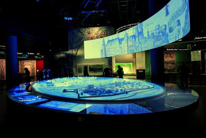 Muzea w Warszawie: Polin