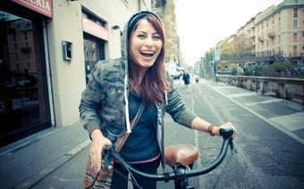 Rowerem po mieście