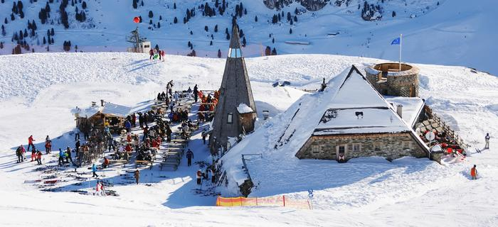 Apres ski w Austrii - Mayrhofen